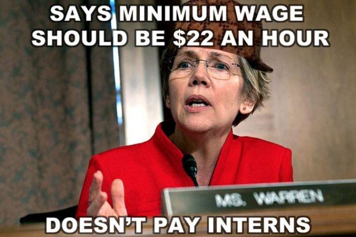 Hypocrite Warren