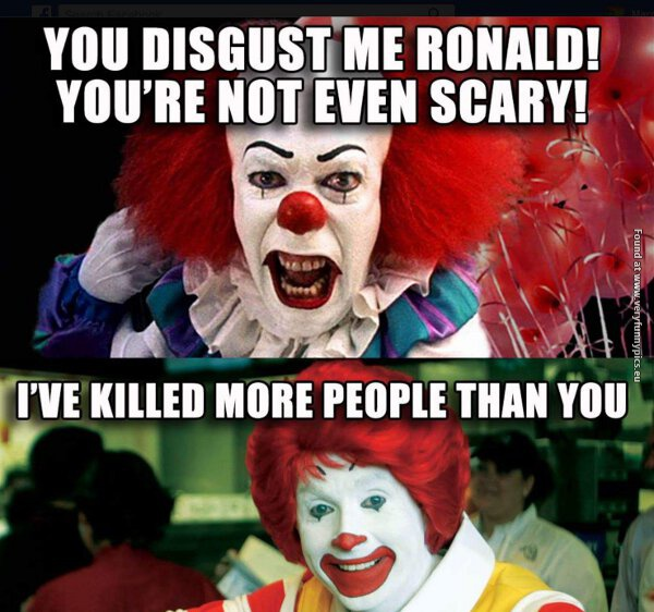 Who is Scarier?