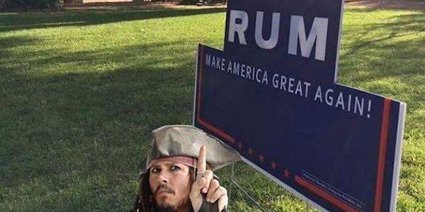 Rum Make America Great Again