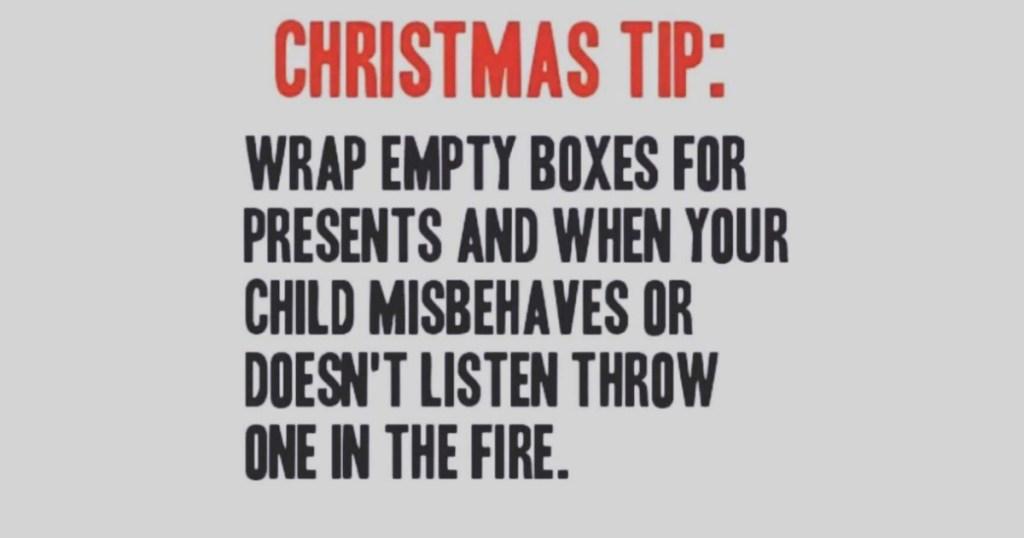 Christmas Tip image