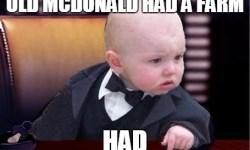 Mafia Baby-He Had a Farm image