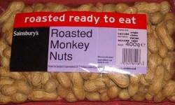 Roasted Monkey Nuts