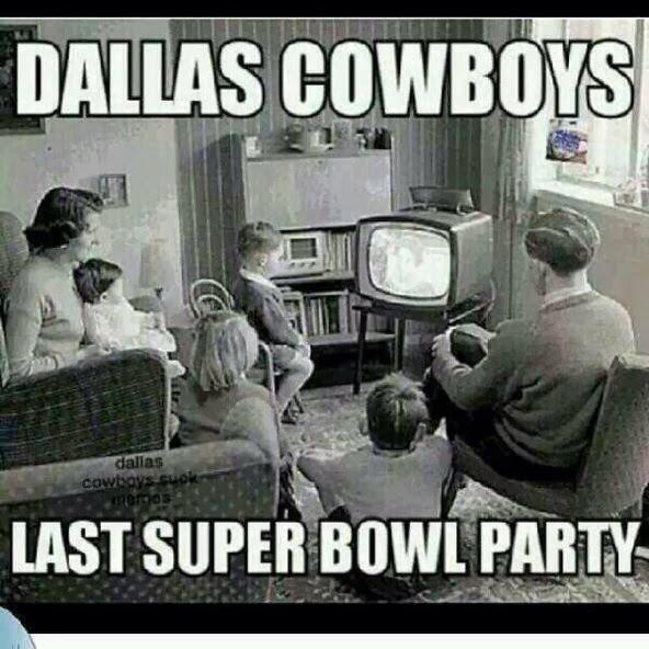 Super Bowl Dallas Cowboys