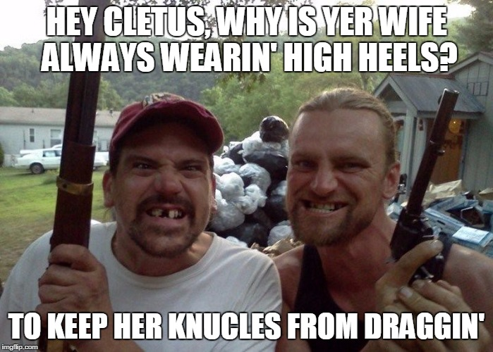 Cletus Wife Joke
