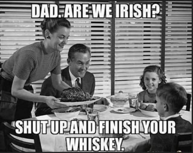 Finish Your Whiskey
