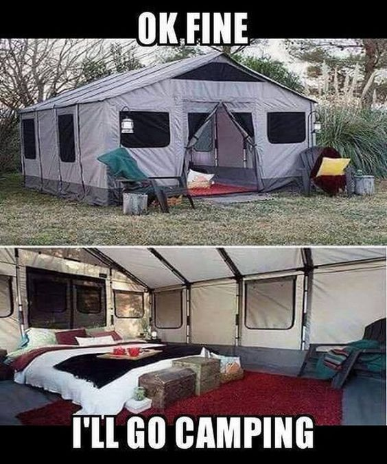 Proper Camping