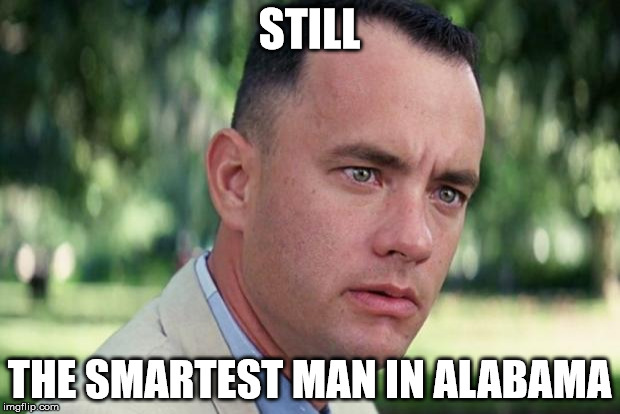 Smartest Man in Alabama