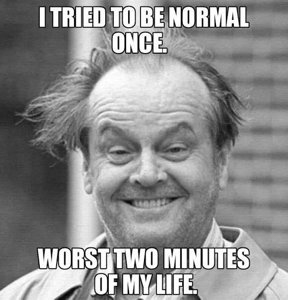 Two Minutes Normal