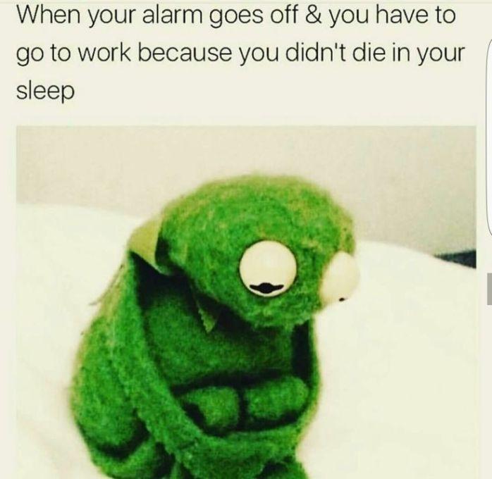 Monday Morning Alarm image