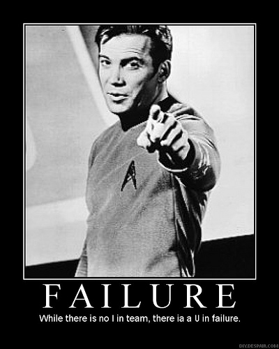 U Failure