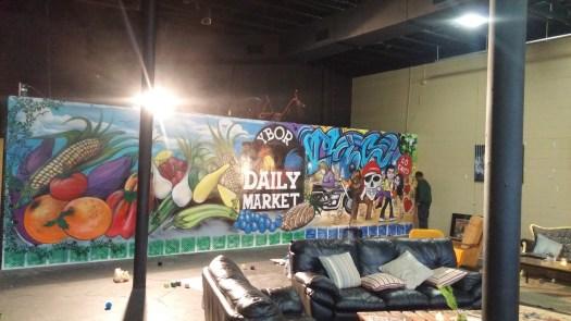 ybor market mural