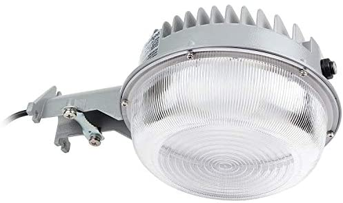 Brightech – LightPRO LED Yard Light – Brightest & Most Cost-Effective Security Light on The Market – 56 Watts – Dusk to Dawn Photocell Outdoor LED Wall Mount Barn Light & Area Lighting Floodlight