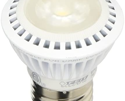 Feit Electric BPEXN/500/MED/LED Electric Dimmable Led Bulb, 7 W, 120 V, 520 Lumens, 3000K, 80, 2 in Dia X 2.3 in L