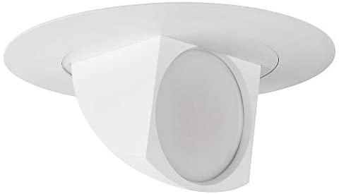 Feit Electric LEDR56SCP/950CA 75W Equivalent 11.3 Watt Dimmable Adjustable 850 Lumen 5/6 inch Replacement LED Downlight Recessed Retrofit Kit, 7.5″H x 3.86″D, 5000K Daylight