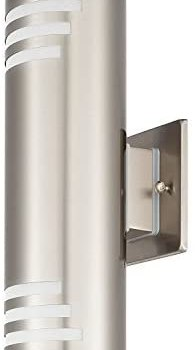 TENGXIN Outdoor Wall Sconce,Up/Down Wall Light,Stainless Steel 304 and Toughened Glass Material,E27,Waterproof,UL Listed.