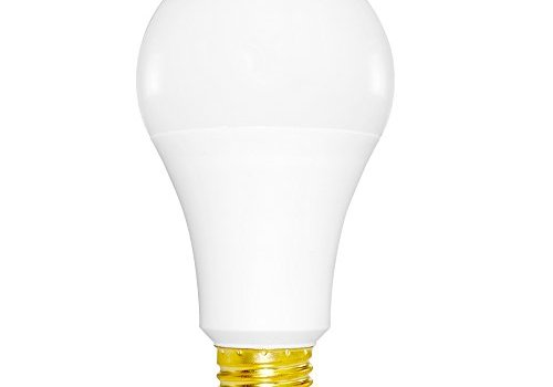 Euri Lighting EA21-1050et LED A21 3-Way Bulb, Everyday Line, Cool White 5000K, Non-Dim, 5W 9W 16W (40W 60W 100W Equivalent), 230 Degree Beam Angle, Med. Base (E26), UL & Energy Star Listed
