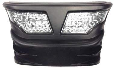 Madjax Replacement Automotive Style LED Headlight – Fits Club Car Precedent (2004-Up)