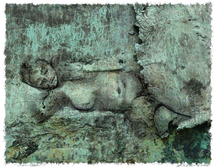 Copper Clad - Linda A. Levy