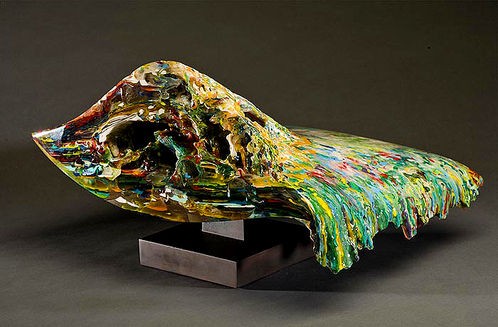 Vince Broglio Resin Art