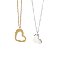 Mother Daughter Necklaces by Lifebeats