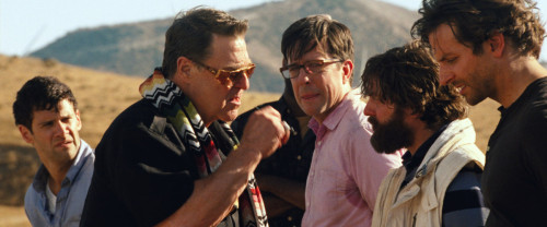 Bradley Cooper Ed Helms Zach Galifianakis Hangover III Movie 1