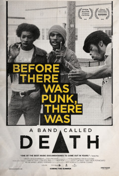 Mark Christopher Covino Jeff Howlett A Band Called Death Movie Poster