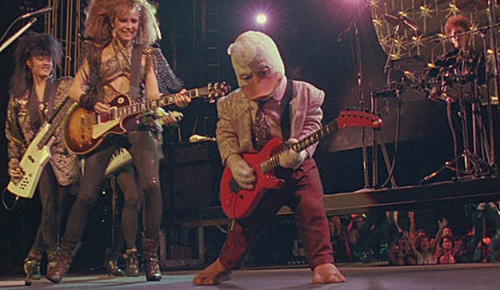 George Lucas Howard the Duck Movie