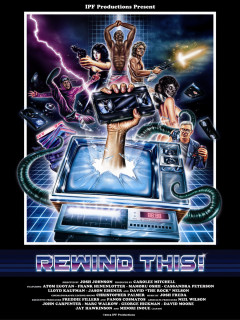 Rewind This! Movie Poster from director Josh Johnson