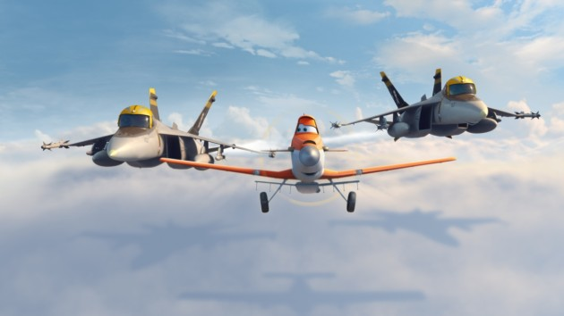 Planes Movie Still 2 Dane Cook