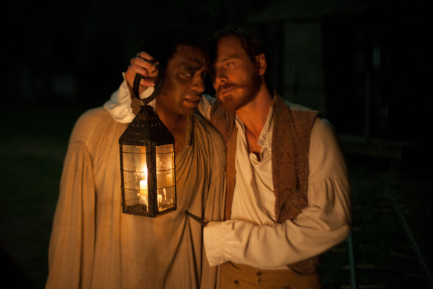 12 Years A Slave Movie Still 2 - Chiwetel Ejiofor & Michael Fassbender