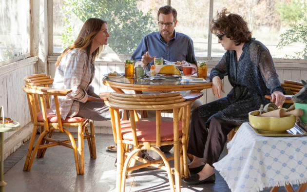 August Osage County Movie Still 1 - Meryl Streep & Julia Roberts