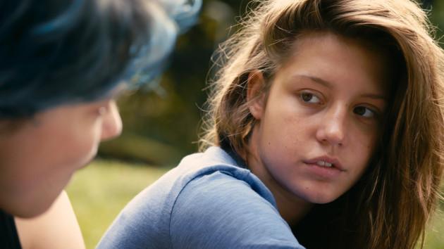 Blue Is The Warmest Color Movie Still 2 - Léa Seydoux & Adèle Exarchopoulos