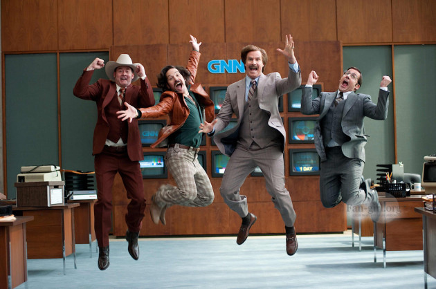 Anchorman 2: The Legend Continues Movie Still 2