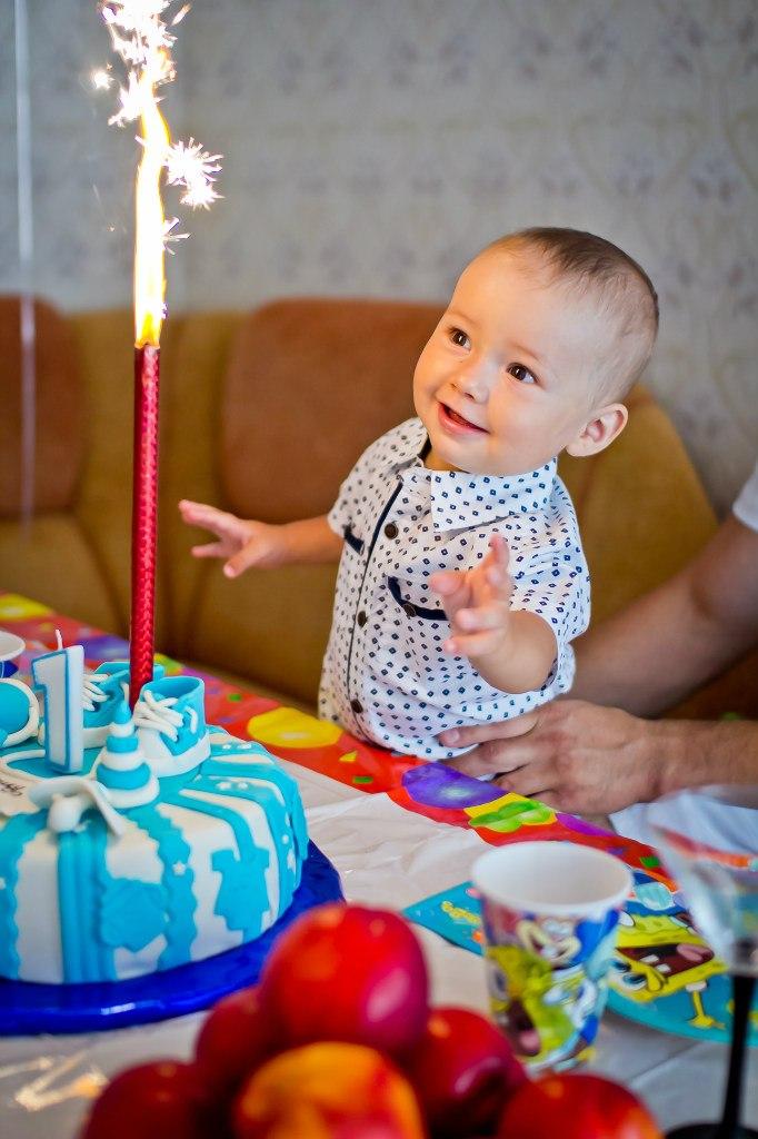 Картинки, фото день рождения ребенка 1 год