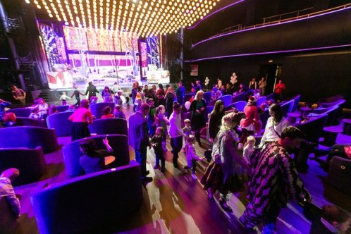 ЛЦ - детское шоу в ленингад центре у Таврического сада