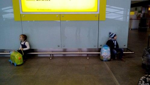 Редкие, но очень важные советы для отдыха с детьми в аэропорту mamaclub.ru