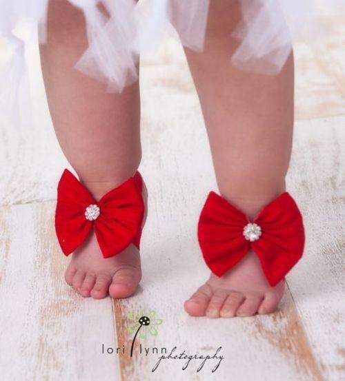 детские ножки