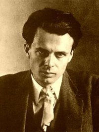 Aldous Huxley 1894-1963