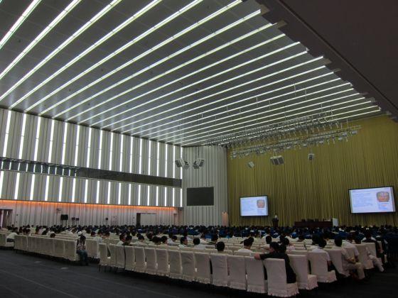 Blue Hall OOW Shanghai