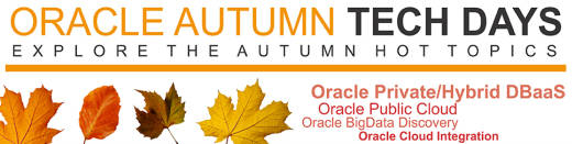 Oracle Upgrade Workshops Fall 2015