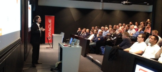 Utrecht holds the new EMEA record now! <BR>Plus: Updated Slide Deck