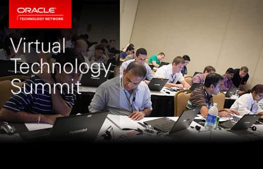 VTS Virtual Technology Summit
