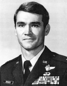 Lt. Col. Barry B Bridger