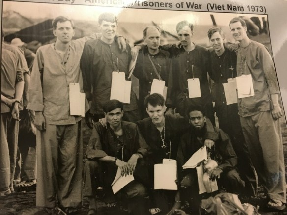 1973 Peace Accords and Vietnam POW Interview