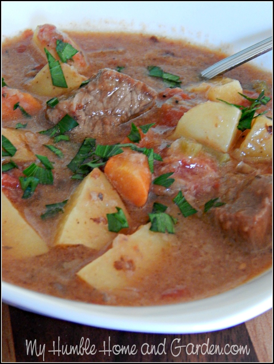 You'll Love This Easy To Make Delicious Beef Stew!