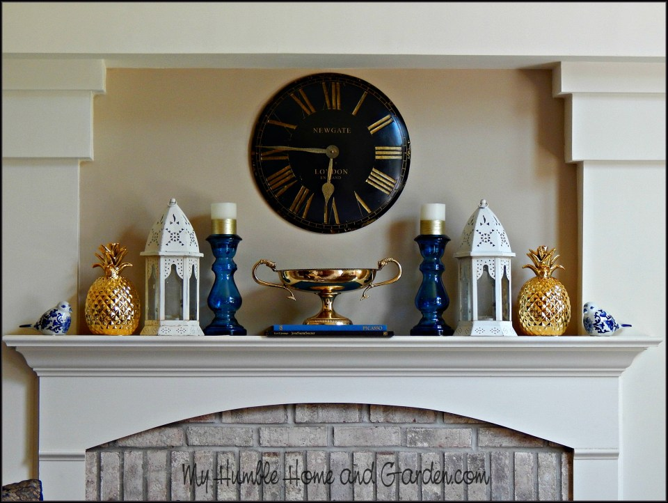 Summer Mantel Ideas and Inspiration