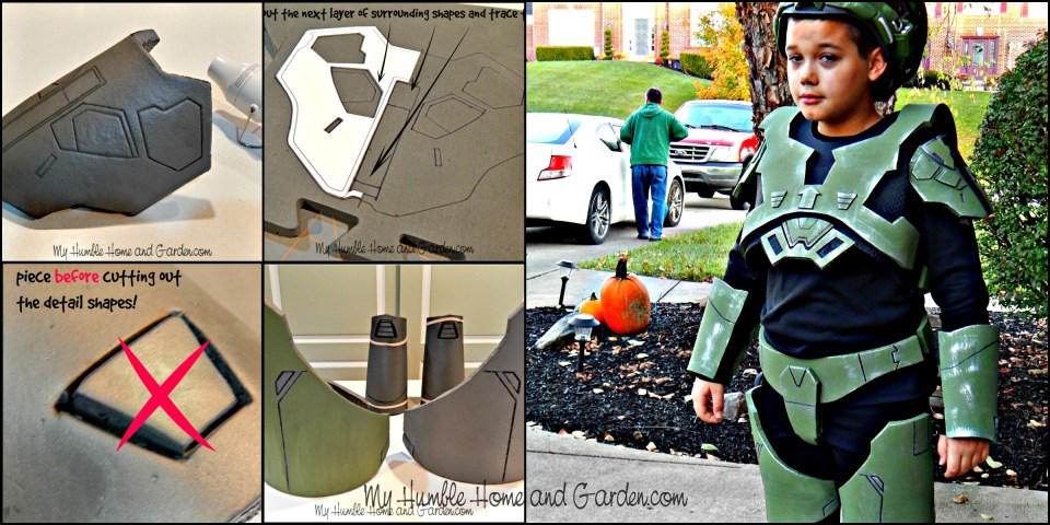 How To Make A Halo Master Chief Costume – Part 2