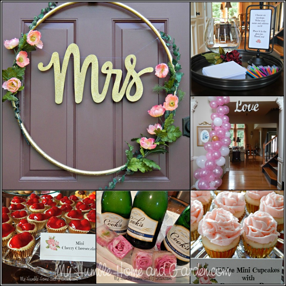 do you really need a theme for a bridal shower