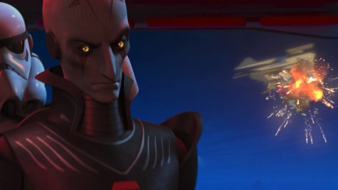 Star Wars Rebels Call to Action