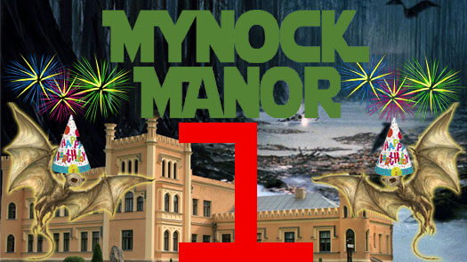 Mynock Manor One Year Old Giveaway Bash
